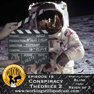 Episode 18: Conspiracy Theories 2