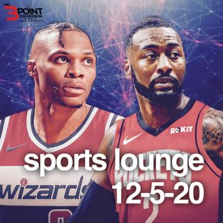 The 3 Point Conversion Sports Lounge - Russ for Wall, College Playoff Pressure, AJ Brown or D.K. Metcalf, Players We Love Root Against