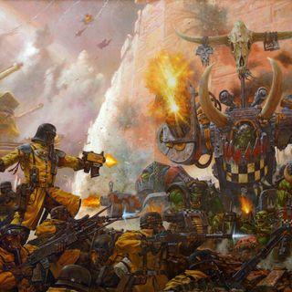 29 - La Batalla de Ullanor y las primeras Guerras de Armageddon