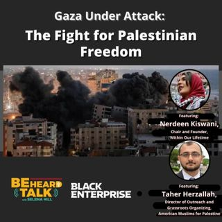 Gaza Under Attack: The Fight For Palestinian Freedom