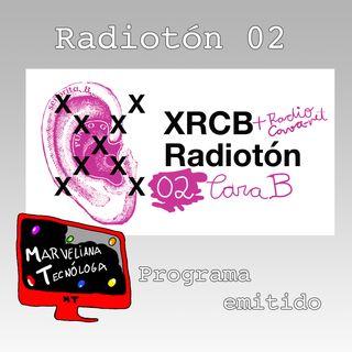 Radiotón 02 XRCB. Mujeres tecnólogas en la historia