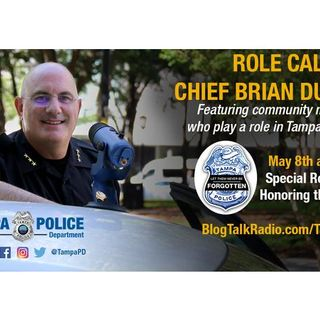 Special Edition Role Call Honoring Fallen Officers