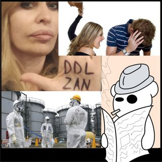 Donne violente, DDL ZAN e acqua di Fukushima
