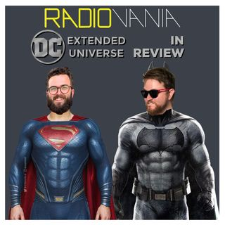 Justice League - Radiovania's DCEU In Review