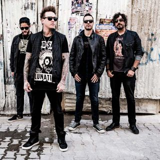 Interview with Papa Roach - Jacoby Shaddix