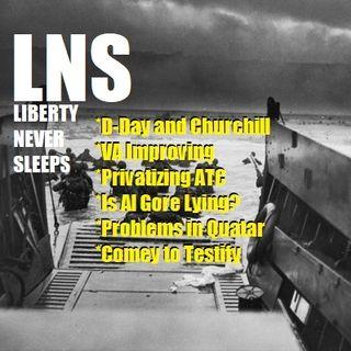 Liberty Never Sleeps 06/06/17 Show