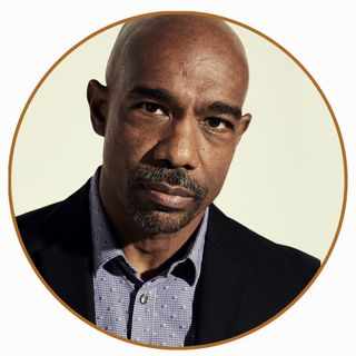 Actor Michael Beach
