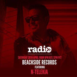 Beachside Records Radioshow Episode # 013 by N-Telekia