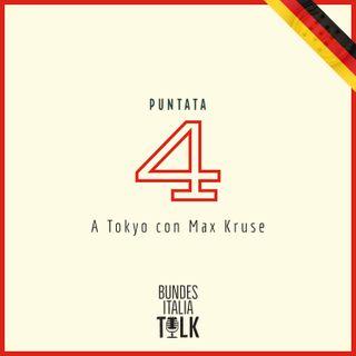 Puntata 4 - A Tokyo con Max Kruse