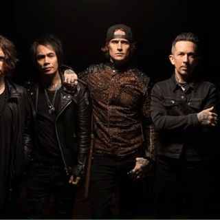 The Buck Stops With BUCKCHERRY