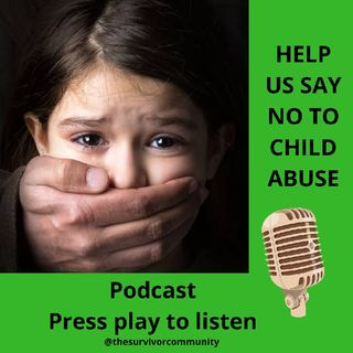 Help Us Say No To Child Abuse