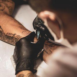 Saint Youngblood An Experienced Tattooist