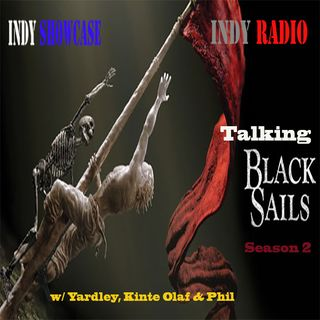 Black Sails: Talking Black Sails
