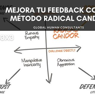 63. Mejora tu feedback con el método Radical Candor