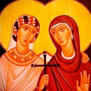 Santas Felicidad y Perpetua, mártires