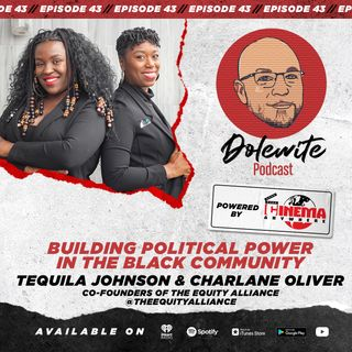 Building Political Power with Tequila Johnson and Charlane Oliver of The Equity Alliance