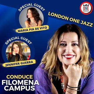 International Jazz Day con la star italiana del Jazz Maria Pia De Vito