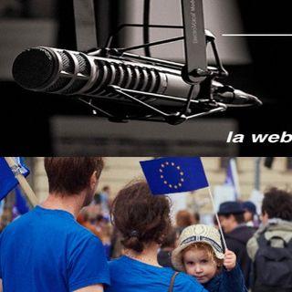 """L'Europa sei tu! """"Dalla Corte di giustizia dell'UE al Consiglio dei Ministri: MARTINO COSSU """" di e con Sergio Diana"""
