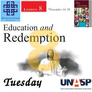 835 - Sabbath School - 17.Nov Tue