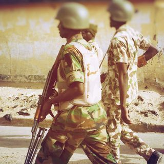 The decision To Call In The Military Was Taken By The Lagos State Government After A 24- Hour Curfew Was Imposed - Army