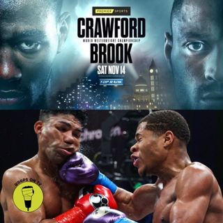Crawford v Brook Review!!