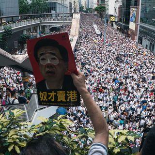 Las protestas masivas por la polémica ley no cambian los pareceres de Pekín y Hong Kong
