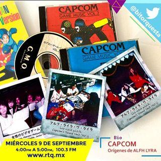 253 - Origenes de Alfh Lyra, Hafumi, Chanchacolin & Pii (Capcom)