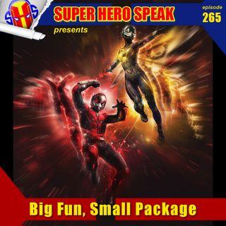 #265: Big Fun, Small Package