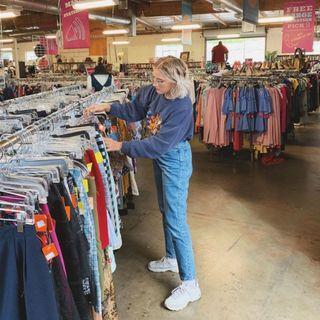 #milano Thrift stores, cosa sono?