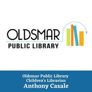 21-10 Children's Librarian Anthony Casale