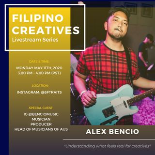Interview With Alex Bencio