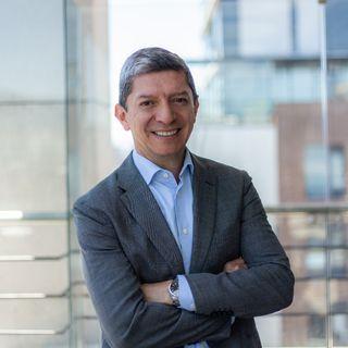 Los retos en época de pandemia que debe afrontar Germán Chamorro, presidente de Novartis