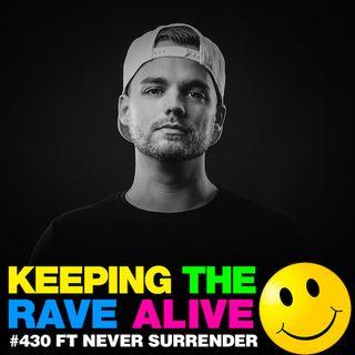 Episode 430: Never Surrender!