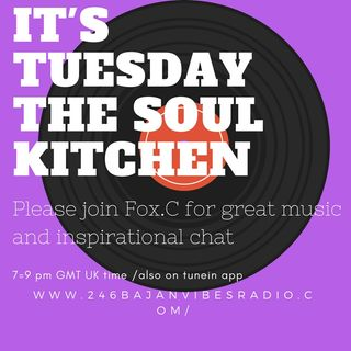 Mar 6 Fox.C   The Soul Kitchen Inspirational Music Show