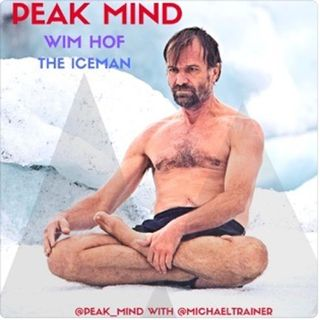 WIM HOF: HOW TO BREATHE FOR MINDSET AND PERFORMANCE