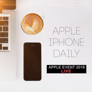 Apple iPhone Daily LIVE APPLE EVENT COVERAGE!