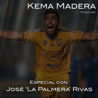 """Especial con: José """"La Palmera"""" Rivas"""