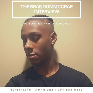 The Brandon McCrae Interview.