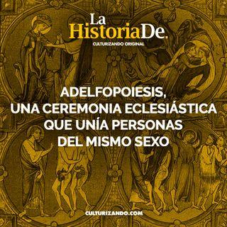Adelfopoiesis, una ceremonia eclesiástica que unía personas del mismo sexo • Historia Culturizando