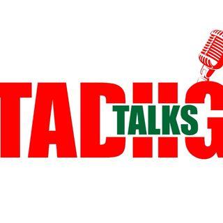 TADHG TALKS EPISODE 1 !!!!