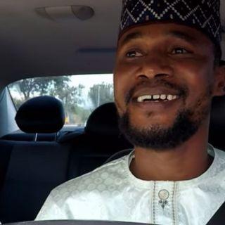 The Domenick Nati Radio Show/Usman Umar