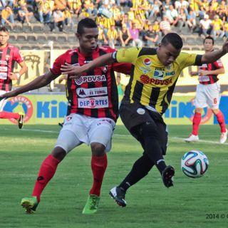 La triste realidad del fútbol venezolano