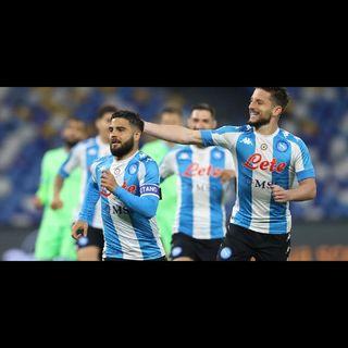 Super Napoli contro la Lazio, cade il Milan a San Siro - 32esima giornata di Serie A