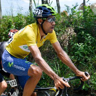 Omar Mendoza  Campeón en Antioquia