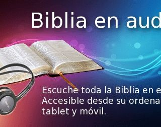 la Biblia en audio