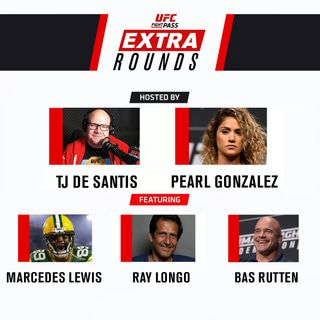 Extra Rounds: Longo Gives Latest on Chris Weidman, UFC 261 Thoughts, Interviews w/ NFL TE Marcedes Lewis, Bas Rutten, CFFC's Paul Capaldo