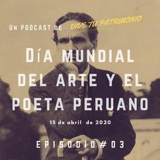 #3. Día mundial de la poesía y del poeta peruano