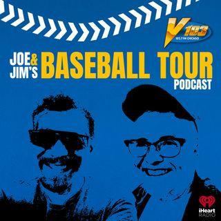 Joe & Jim Visit Guaranteed Rate Field