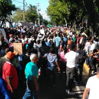 La familia Rosario toma las calles de Santo Domingo
