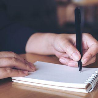 Anota y desarrolla tus Ideas. ¡HOY!